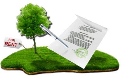 Образец типового договора аренды земельного участка сельхозназначения
