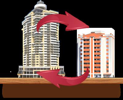 Размен квартиры по договору соц найма