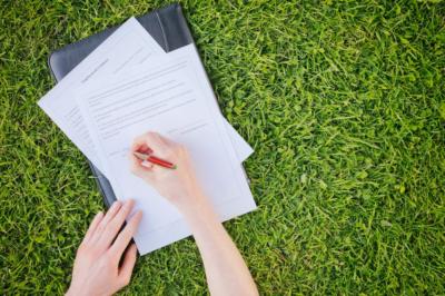 Заявление на аренду земли у администрации: образец заполнения