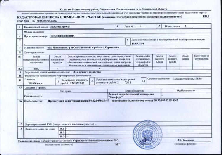 Изображение - Порядок получения данных о межевании участка по кадастровому номеру kadastrovaya_vypiska_1_18170906-750x525