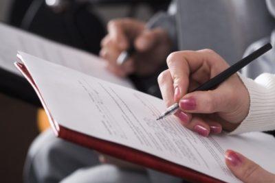 Как писать заявление в суд на алименты