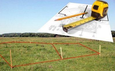 Как из земельного участка выделить земельный участок под коммерческую застройку