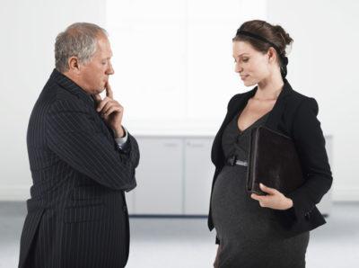 Можно ли уволить беременную девушку на испытательном сроке