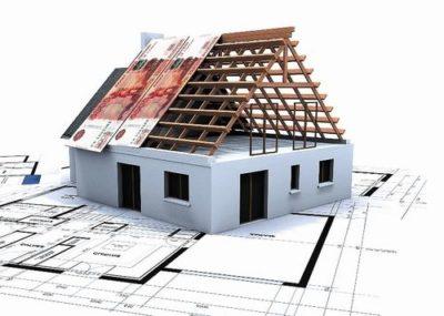 Как взять ипотеку на строительство частного дома